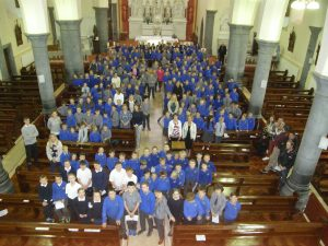 Start of School Year 2015-2016 Mass