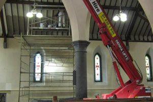 Painting Parish Church