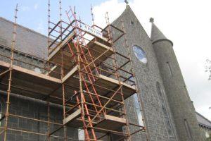 Church Restoration 2011